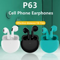 I12 BT Headset TWS 5. 0 Cell Phone Earphones Binaural Earbuds...