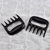 Newbear Garra Carne Grinder Tearing Tools Oso Glaw Barbata Tenedor para desgarrar los puntos de horquilla de carne de carne como herramientas de barbacoa de carne en la cocina EWF7814