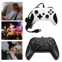 Game Controllers & Joysticks Wired Controller Double Vibration Joypad Smartphone Gamepad Joystick Support Xbox One SLIM For PC Android Home