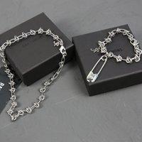 21SS Modeschmuck RAF Simons Hohe Qualität Männer und Frauen Halskette Personalisierte Armband Urlaubsgeschenk