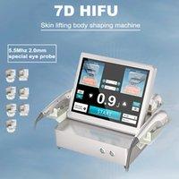 HIFU البسيطة الجلد تشديد صالون آلة التخسيس الجسم سليم الوجه رفع معدات الجمال عالية الكثافة التركيز بالموجات فوق الصوتية