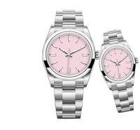 36 мм 40 мм Часы Расписание Роскоши 8 Цвета Оролог de luxe l'uomo Приборы Автоматы Часы Нержавеющая Сталь Супер Наручные Часы Мужские Женщины Как Reloj Полная сталь