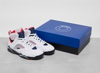 Authentic 7 Paname Paris 4 Bordeaux 6 Iron Grey Infrared 23 Men Shoes P S G White College Navy Sport Royal University Red Outdoor Sneakers With Original Box