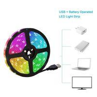 LED-Streifen Gadget-Licht RGB 2835 Flexible Diode-Band-Raum-Festival KTV-Party-Dekorationslampe