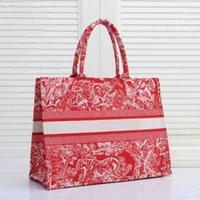 أزياء سيدة يد حقيبة luxurys متعدد الألوان طباعة النساء حقائب اليد مصممي عالية الجودة حقائب اليد قدرة كبيرة أكياس