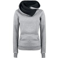 Women's Hoodies & Sweatshirts Sagace Clothes Women 2021 Autumn Winter Long Sleeve Pocket Hoodie Female Casual Warm Hooded Sweatshirt