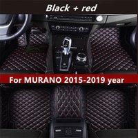 Para Nissan Murano 2015-2019Year antiderrapante não-tóxico tapete de piso