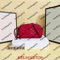 Сумки для женщин на плеч для женщин классическая мода дикая тенденция милая личность сшивание плеча retrowomens цепь цепь мешок ручной пакеты бушу красный черный розовый crossbody