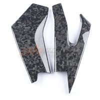 Motorcycle Black Swingarm Cover For Yamaha YZF R6 Full Forged Carbon Fiber 100%