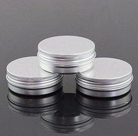 Alüminyum Saklama Kutusu Perakende Paketi Çanta Aracı 60 ml 68 * 25 * 0.3mm Çay Kutusu Kozmetik Çevre Dostu FWB11158