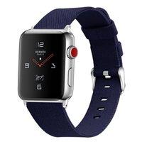 متوافق مع النسيج ل Apple Watch 6 الأشرطة الذكية 40MM 44MM سلسلة 5 4 الفرقة، لينة المنسوجة قماش النايلون الاسوره، 38 ملليمتر 42 ملليمتر iwatch 3 2/1 الرجال الاطفال الصغيرة كبيرة