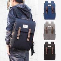 Backpack Women Bagpack Nylon Mochila Feminina Leather Laptop Travel Rucksack Men Satchel School Bags For Teenage Girls Plecak