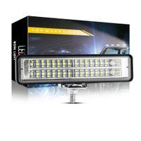 Lekki samochodowe jazdy światła przeciwmgłowe Offroad LED Work 12-24 V 4WD LED belki Spotlight