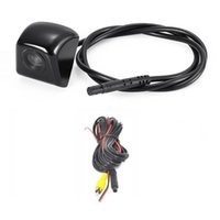 Cameras 170-Degree Wide Angle HD Night Vision CCD Car Rear View Reverse Camera Waterproof Vehicle For Backup Parking
