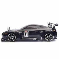 HSP Racing RC Drift CAR 4WD 1:10 Elétrico Power na estrada RC Carro 94123 Flyboy 4x4 veículo de alta velocidade passatempo carro controle remoto carro