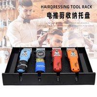 Hairdresser Tool Mat Soft Non-Slip Mat Storage Box Display Cabinet Hair Salon Electric Hair Clipper Scissors Comb Non-Slip Mat