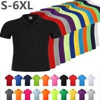 2021 Yaz Timsah Nakış Polo Gömlek Erkekler Kısa Kollu Casual Gömlek Adamın Katı Polo Gömlek Erkekler Tees Camisa Polo01