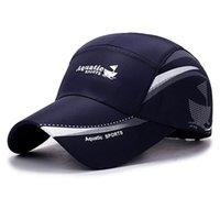 2020men 및 여성 봄 메쉬 스냅 백 캡 빠른 건조한 여름 모자 뼈 통기성 모자 캐주얼 casquette 메쉬 남자 야구 모자