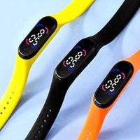 Wristwatches Top Luxury Digital Women's Watches Electronic Led Sport Watch Men Male Ladies Wrist For Girls Kids Clock Montre Femme
