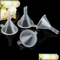 Other Tools Kitchen, Home & Gardentransparent Mini Plastic Small Funnels Per Liquid Essential Oil Filling Empty Bottle Packing Kitchen Bar D