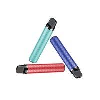 ITUWA VOOB XTRA Portable 600mAh Cigarette électronique 1500 Puffs Visable Vape Stylos céramique 5ml avec port de chargeur USB