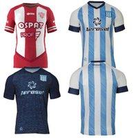2021 Racing Club Soccer Jerseys Home Away Unión de Santa Fe Union 20 21 22 2022 Jersey Football Shirts Top Customize