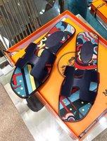 2021 SS Terlik Erkek Bayan Yaz Plaj Slayt Sandalet Comfort Flip Flop Deri Geniş Bayanlar Chaussures Ayakkabı ile # A6188 ZLH