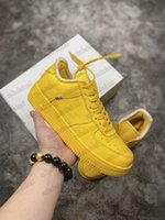 MCA 1 Baixa University Gold Skates Sapatos 1s Volt Tênis Black Sneakers Trainer Mens Designer Sneaker Luxurys Vintage Runner Trainers Ow One Sports Shoe