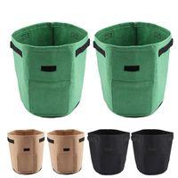 Potato Grow Planter Bag Greenhouse Outdoor Garden Vegetable Gardening Jardineria Thicken Pot Planting Planters & Pots