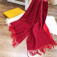 New Classic Design cashmere scarf For Men and Women Winter scarfs Big Letter pattern Pashminas Shawls scarves