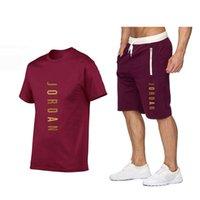 السراويل الصيفية الرجال أزياء الرجال رياضية 2021 جودة عالية عارضة الملابس الرياضية الجري