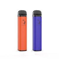 E cigarettes Gunnpod Puff Vape Pen 2000 Puffs Bar Disposable Kit 8.0ml oil Pod Portable 1250mAh Battery Vaporizer pk Bang XXL