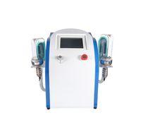 360 Grad Cryolipolyse Fett Einfrieren Kryotherapie Freeze Fettkavitation RF Vacuum Slimming Maschine