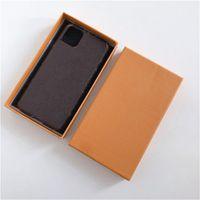 Modedesigner Telefon Hüllen für iPhone 11 12 PRO MAX XS XR XSMAX Top Qualität Druck Leder Hartschale Mobiltelefonabdeckung mit Samsung Note20 S21 S20 Ultra S10 S9 S8 Plus