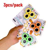 DHL Anti-Stress-Finger-Magnetringe Kinder Dekompression Fingerspitzen Spielzeug Magic Ring Requisis Tool für Autismus ADHD Angstrelief Fokus