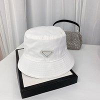 دلو قبعة 7 اللون اختياري مصمم إلكتروني الفاخرة ص مثلث القبعات جاهزة القبعات أزياء المرأة رجل قبعة casquette قبعة قبعة قناع D218252HL