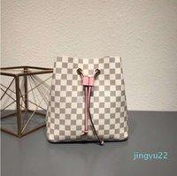 Godet net de designer Dames Coréen Messenger Sac Grand Capacité Presbyopique Sac à dos congelé Sac à dos gelé
