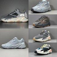 Yansıtıcı 700 Hosblu Seankers Statik FV8424 Basketbol Ayakkabı Erkek Kadın Tasarımcı Sneaker Koşu Trainers ile Kutusu Üst Açık Boyutu 36-46