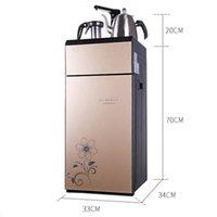 Water Dispenser Home Vertical Energy-saving Double-door Intelligent Automatic Office Coffee Tea Bar Machine Cold Desk