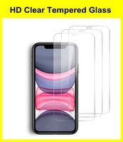 2.5D 9H Screen Protector Film for Apple iPhone 11 12 Mini Pro Max XR XS 7 6 8 Plus High Transparent Tempered Glass