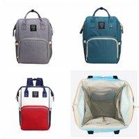 Windel-Taschen Mama-Tasche-Rucksack stilvolle multifunktionale Mommy-Tasche leicht zu reisen mit großem Reißverschluss Rucksack 13Colors DWA4326