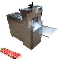 Machine à rouleaux de boeuf congelés multi-fonctionnels à couper la machine à low cost en acier inoxydable faible CNC double CNC Machines d'agneau