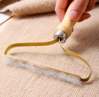 Manuel Lint Sökücü Elbise Fuzz Kumaş Tıraş Makinesi Giyotin Çıkarma Rulo Hairball Fırçası Temizleme Araçları Deniz Nakliye LLA6744
