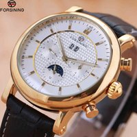 Company Time Series Black Leather Band 3 Dial 6 Hands Men Watches Top Brand Luxury Automatic Clock Men
