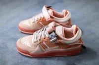 Forum Niedrige Schuhe Bad Bunny Rosa Osterei Designer Sneakers Herren Chaussures De Teens Active Sneaker Womens Khaki Black Runner Trainer Sports Schuh
