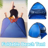 Tents And Shelters Portable Mini Head Tent Sun Shelter UV Protection Camping Beach Umbrellas Face Small Awning