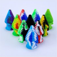 Silicone Mouthpiece for Glass Bongs Dab Straw Oil Rigs Smoking Pipe Mouth Piece Accessories Multi Colors Cigarette Tool
