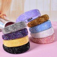 Brandnew Designer Straberry Headband Womens Marke Silk Stirnbänder Beste Qualität Marke Erdbeer Design Haarbänder Kopf für