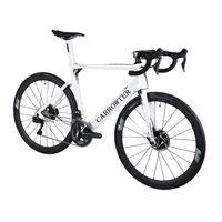 Carrodter Disk Kavramı Bisiklet Tam Karbon Fiber Yol Bisikleti Komple Bisiklet 105 R7020 Ultegra R8020 Groupset C64 V3RS Bisiklet