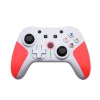 Nuovo commutatore wireless controller con funzione Voice Wake-Up Funzione Bluetooth Gamepad per Nintendo Switch-Lite Pro Handheld Entertainment Joystick